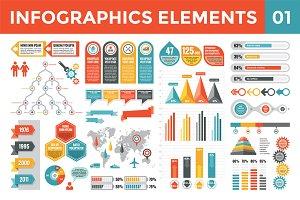 Infographics Elements 01