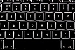 Macbook Keyboard Overhead