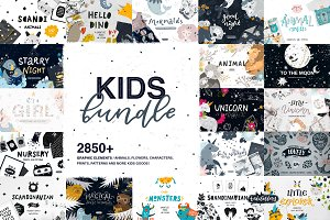 Kids Bundle / Prints & Patterns