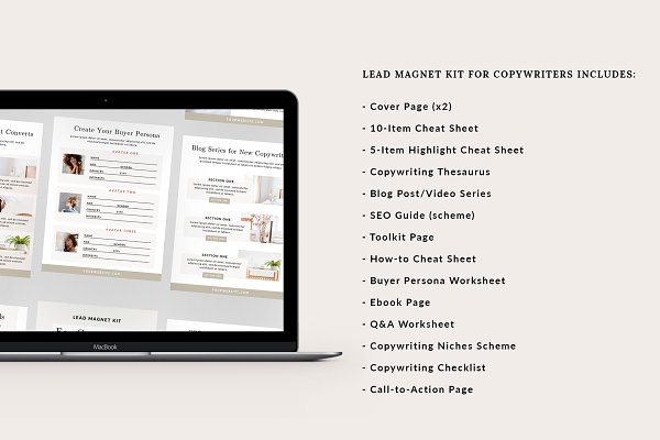Lead Magnet Kit for Copywriters