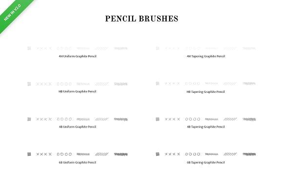 Cartoonist Brushes for Illustrator
