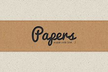 Papers Pack
