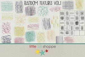 Random Textures Vol.1