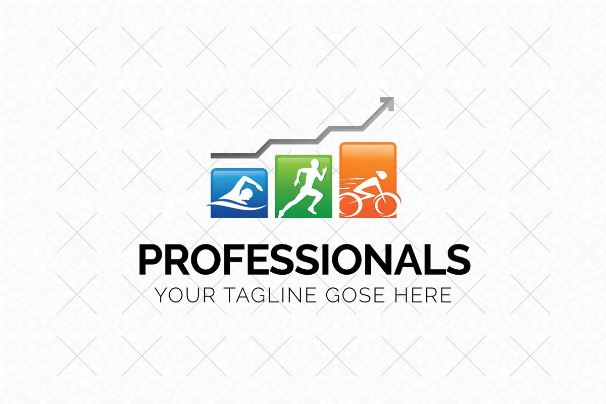 Professionals Logo Template in Logo Templates - product preview 8