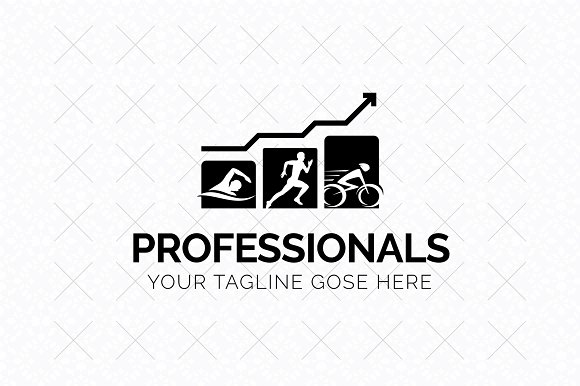 Professionals Logo Template in Logo Templates - product preview 1