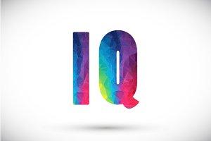IQ polygonal letter