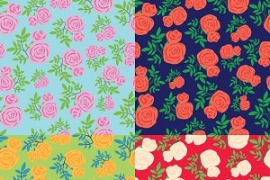 "Pattern ""Roses"""