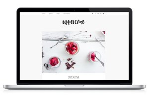 Responsive WP Theme - Uppercase