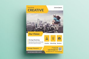 Creative Corporate Flyer V40