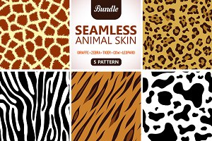 Seamless Animal Skin