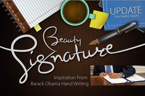 Beauty Signature (UPDATE)