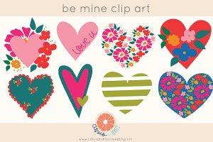 Hearts PNG Clip Art/Borders