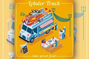 Fresh Lobster Food Truck