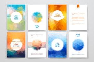 Sun brochures
