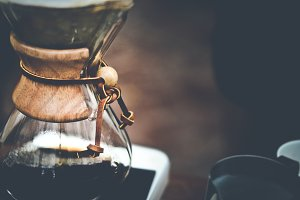 Chemex Coffee Pour Over
