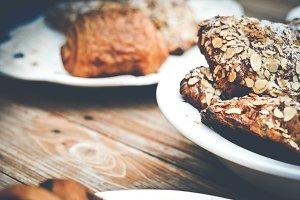 Croissant delight - Almond Croissant