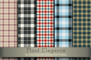 Plaid Elegance