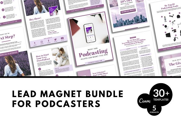 Lead Magnets for Podcasters
