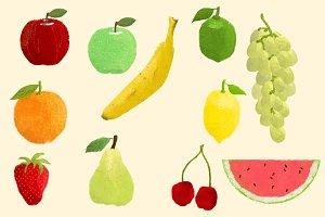 Fruit Graphics