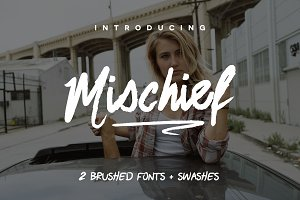 Mischief Font Duo