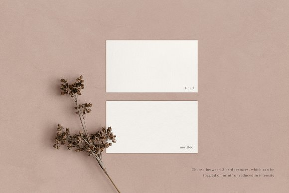 Elm - Business Card Mockup Kit in Branding Mockups - product preview 15