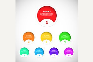 Design elements for your infographic