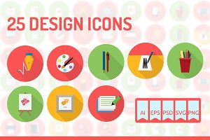 25 Design Icons
