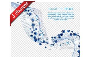 5 Water Lines Design