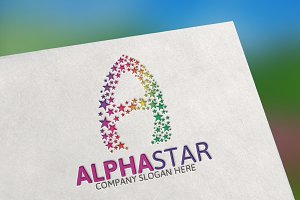 Alpha Star A Letter