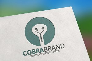 Cobra Brand Logo