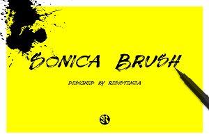 Sonica Brush