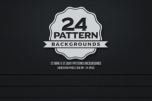 Dark & Light Patterns Backgrounds
