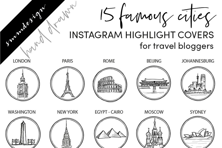 Instagram Story Highlight Icons 026