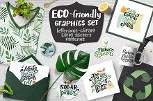 ECO-Friendly Graphics Set