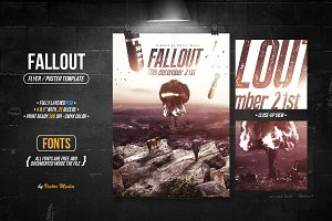 Fallout - Flyer