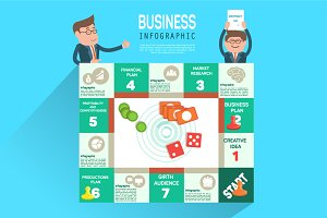 Business Growth Strategies Concept