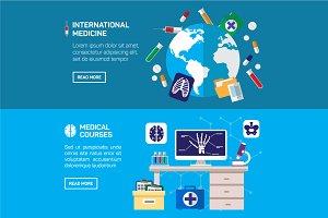 International medicine and medical