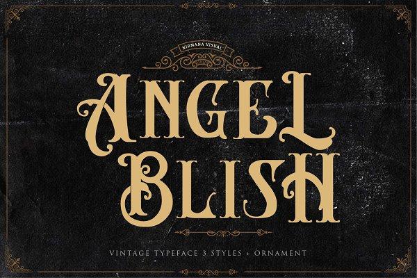 Angel Blish + Extra