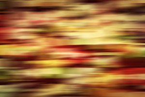 Colorful motion blur abstract