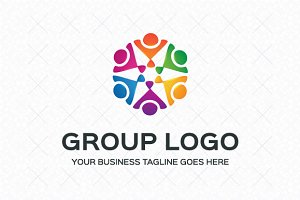 Group Logo Templare