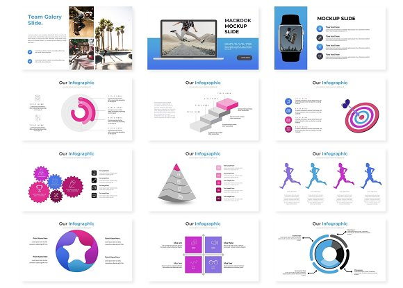 Sketek - Powerpoint Template in PowerPoint Templates - product preview 2