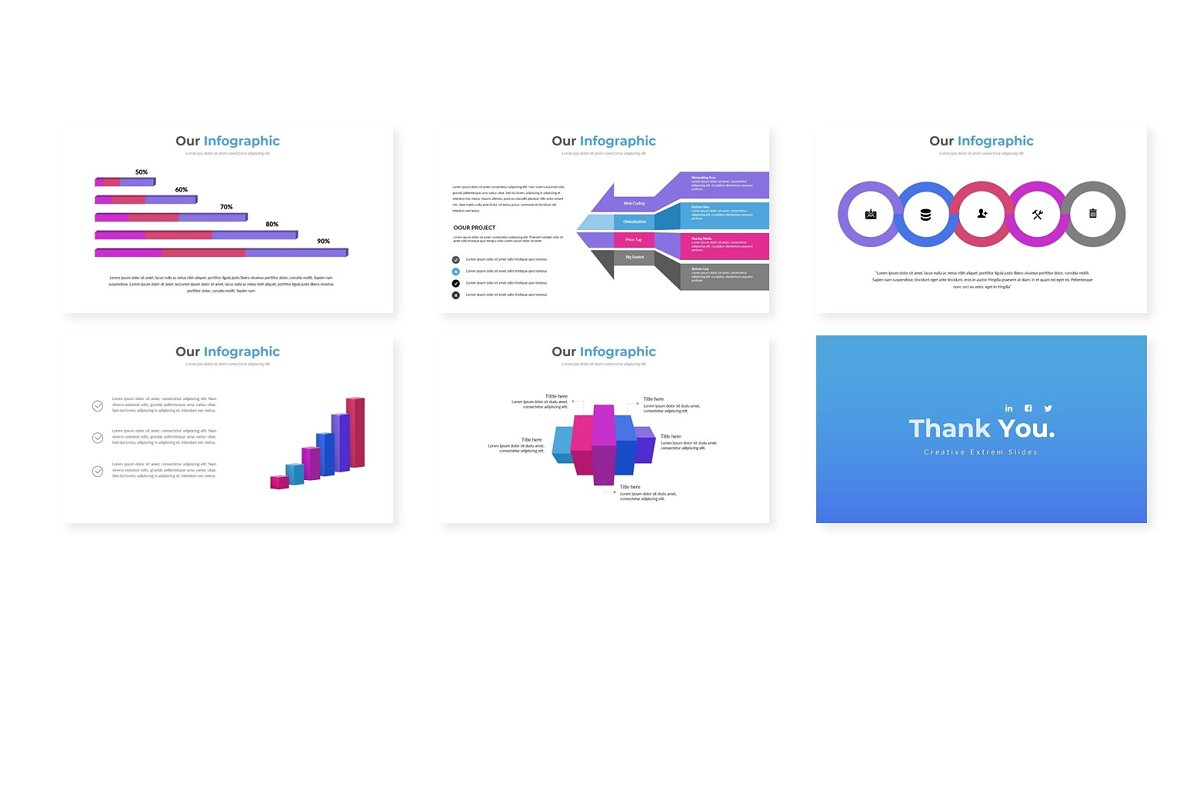 Sketek - Powerpoint Template in Presentation Templates - product preview 3