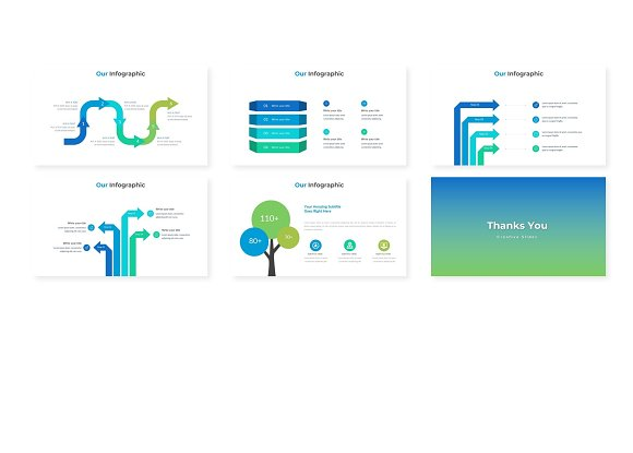Summer - Powerpoint Template in PowerPoint Templates - product preview 3