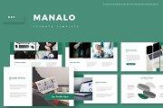 Manalo - Keynote Template