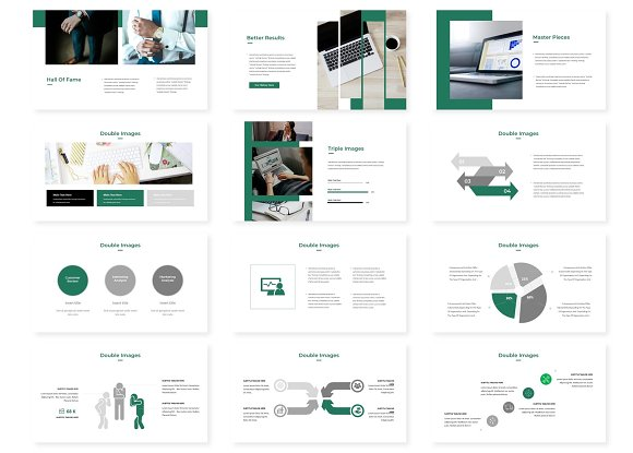 Manalo - Powerpoint Template in PowerPoint Templates - product preview 2