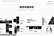 Nooboo - Powerpoint Template