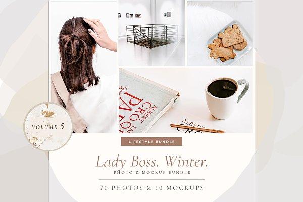 LADY BOSS. WINTER