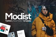 Modist - Multipurpose Fashion Presen