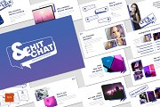 Chit & Chat - Powerpoint Template
