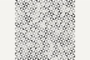 Gray geometric texture, seamless